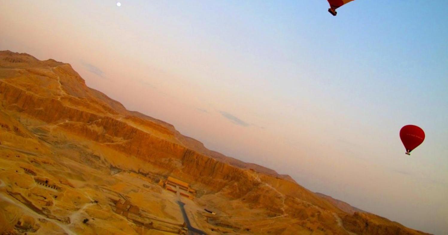 hot-air balloon magic